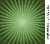 green color burst background.... | Shutterstock .eps vector #247222561