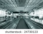 motion people traveling at the... | Shutterstock . vector #24730123