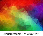 multicolor bright abstract...