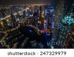 City View Of Dubai  Skyscraper...