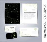 corporate identity business set ... | Shutterstock .eps vector #247382461