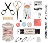 Tailor's Tools   Scissors ...