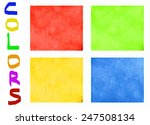 colorful background | Shutterstock . vector #247508134