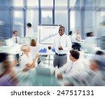 business people team teamwork... | Shutterstock . vector #247517131