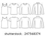 Jacket Template Free Vector Art - (23376 Free Downloads)