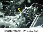 powerful engine | Shutterstock . vector #247667461