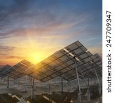 power plant using renewable... | Shutterstock . vector #247709347