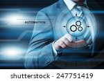 business  technology and... | Shutterstock . vector #247751419