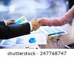 business deal | Shutterstock . vector #247768747
