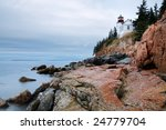 Bass Harbor Head Light  Acadia...