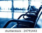 airport seats | Shutterstock . vector #24791443