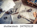 designing mechanical parts by...