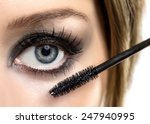 Постер, плакат: Makeup Make up Eyeshadows Eye