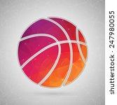 abstract creative concept... | Shutterstock .eps vector #247980055