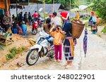 ta phin  lao cai  vietnam   sep ... | Shutterstock . vector #248022901