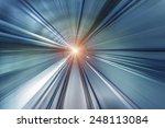 subway tunnels | Shutterstock . vector #248113084