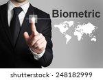 businessman in black suit...   Shutterstock . vector #248182999