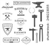 Collection Of Logo  Elements...