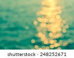 abstract colorful bokeh of... | Shutterstock . vector #248252671