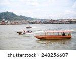 13 04 14 brunei water village...   Shutterstock . vector #248256607
