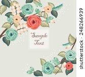 vector illustration of a... | Shutterstock .eps vector #248266939