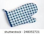 oven glove   Shutterstock . vector #248352721