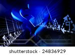 digital illustration of pound... | Shutterstock . vector #24836929
