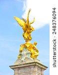 Golden Angel In The Queen...