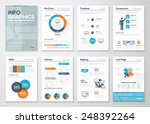 modern infographics vector...   Shutterstock .eps vector #248392264