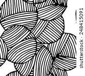 seamless pattern abstract.... | Shutterstock .eps vector #248415091