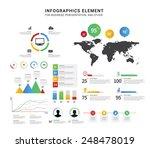 set concept  infographicvector  ... | Shutterstock .eps vector #248478019