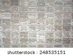 marija bistrica  croatia   july ... | Shutterstock . vector #248535151