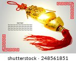 chinese new year decorations. | Shutterstock . vector #248561851
