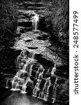 Falls Of Clyde  Lanark  Scotland