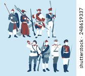 Military Uniforms Of The...