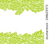 nature pattern background... | Shutterstock .eps vector #248625571