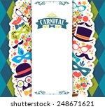 celebration festive background... | Shutterstock .eps vector #248671621
