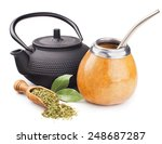 Still Life With Mate Yerba And...