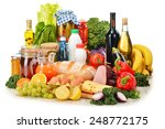 composition with variety of... | Shutterstock . vector #248772175