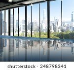 urban scene skyline morning... | Shutterstock . vector #248798341