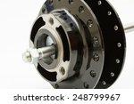 hub for motorcycle | Shutterstock . vector #248799967