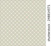 seamless dot pattern. each...   Shutterstock .eps vector #248814571
