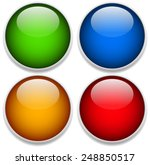 green  blue  yellow and red... | Shutterstock .eps vector #248850517