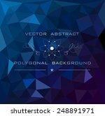 vector illustration of abstract ... | Shutterstock .eps vector #248891971