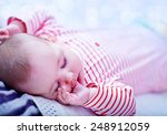little baby | Shutterstock . vector #248912059