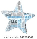 creativity and ideas and vision | Shutterstock . vector #248913349
