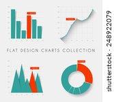 set of vector flat design... | Shutterstock .eps vector #248922079