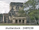 the mayan jaguars temple in...