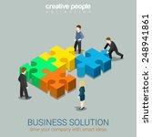 Business Solution Smart Idea...