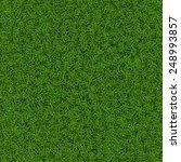Green Grass Seamless Background ...